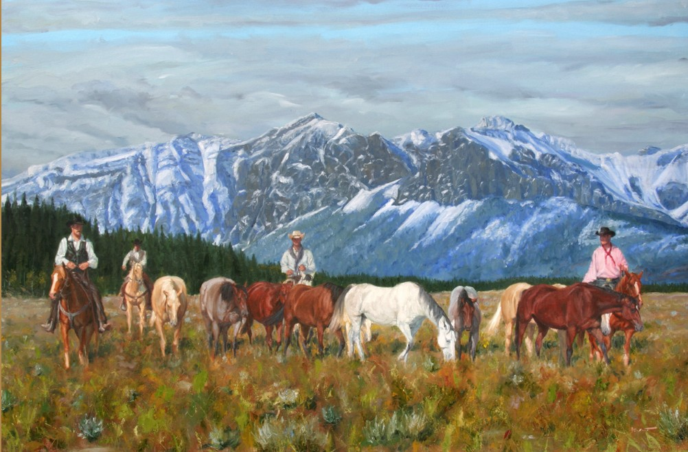 Doug Levitt - getting ready for the fall roundup